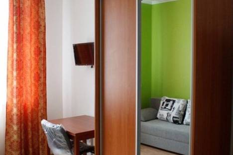 Сдается 1-комнатная квартира посуточнов Санкт-Петербурге, Подрезова улица, 26.