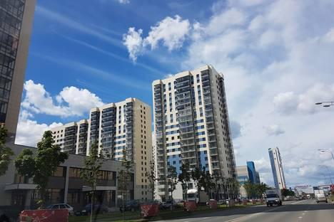 Сдается 2-комнатная квартира посуточнов Казани, ул. Алексея Козина, д.5.