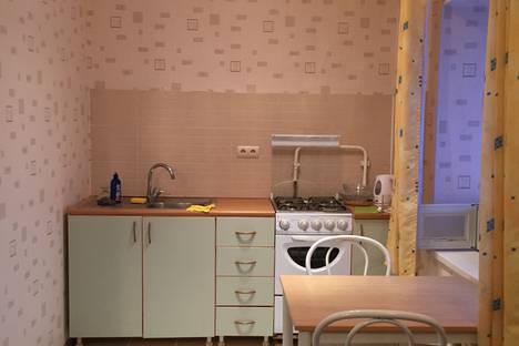 Сдается 1-комнатная квартира посуточнов Казани, Ул. Лево-Булачная 56.
