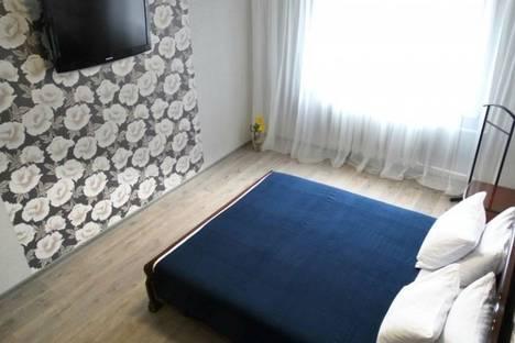 Сдается 1-комнатная квартира посуточно в Самаре, улица Карбышева, 65.
