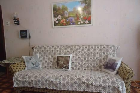 Сдается 2-комнатная квартира посуточно в Алупке, Крым,дом 16 ул. Западная.