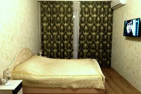 Сдается 1-комнатная квартира посуточно в Ставрополе, улица Рогожникова 3.