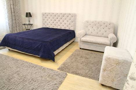 Сдается 1-комнатная квартира посуточно, Набережночелнинский проспект 62/29.