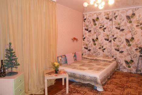 Сдается 1-комнатная квартира посуточно в Кемерове, проспект Ленина 87.
