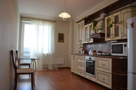 Сдается 1-комнатная квартира посуточно в Перми, улица Космонавта Беляева, 40в.