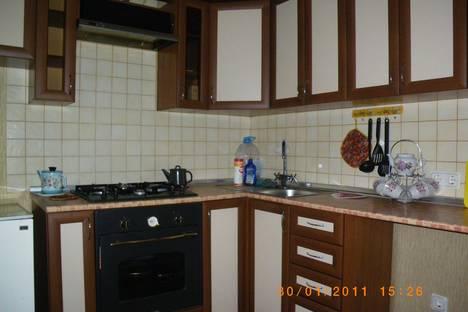 Сдается 1-комнатная квартира посуточно в Череповце, проспект Советский 61.