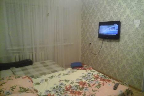 Сдается 1-комнатная квартира посуточнов Казани, Кирпичная улица 5.