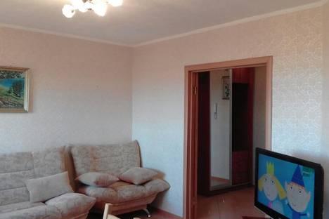 Сдается 3-комнатная квартира посуточно, улица Бари Галеева 16.
