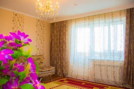 Сдается 2-комнатная квартира посуточно в Алматы, улица Тимирязева 32в.