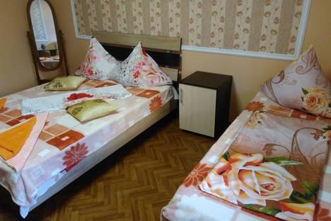 Сдается 1-комнатная квартира посуточнов Мирном, Крым,ул. Морская, 75.