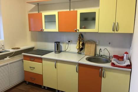 Сдается 1-комнатная квартира посуточно в Ноябрьске, Высоцкого 6.