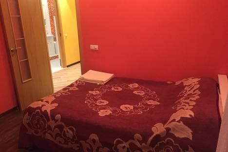 Сдается 2-комнатная квартира посуточнов Люберцах, Октябрьский проспект, 142.