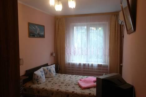 Сдается 2-комнатная квартира посуточнов Форосе, улица Терлецкого, 9.