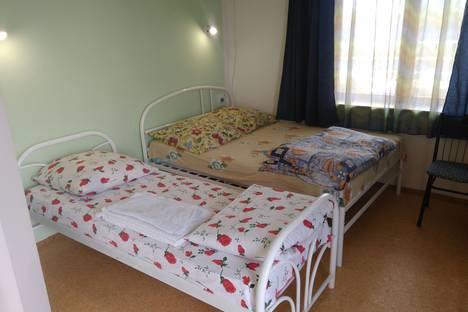Сдается 1-комнатная квартира посуточно в Мирном, Крым,ул. Новая, 45.