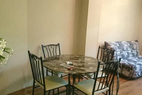 Сдается 1-комнатная квартира посуточно в Сочи, улица Фадеева 32/1.