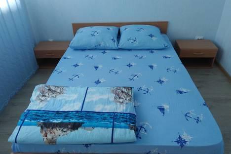 Сдается 3-комнатная квартира посуточно в Мирном, Крым,ул. Новая, 45.