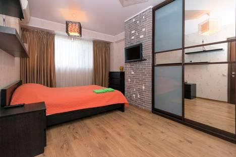 Сдается 1-комнатная квартира посуточно в Одинцове, Советская улица, 1.
