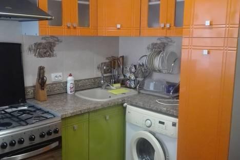 Сдается 1-комнатная квартира посуточно в Алупке, Западная улица, 14.