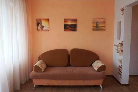 Сдается 1-комнатная квартира посуточнов Лесосибирске, 7 микр 18.