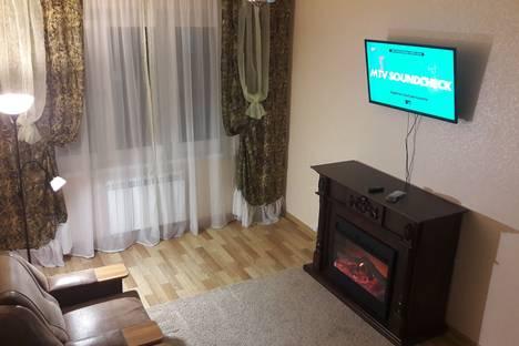 Сдается 2-комнатная квартира посуточно в Набережных Челнах, Гостева 57.