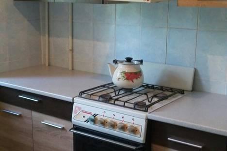 Сдается 1-комнатная квартира посуточно, Запорожская область,улица Бронзоса 42.