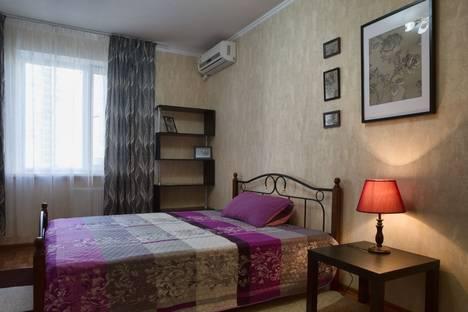 Сдается 1-комнатная квартира посуточнов Яблоновском, улица имени генерала Л.И.Шифрина 5.