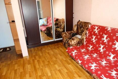 Сдается 1-комнатная квартира посуточно, улица Лермонтова, 121.