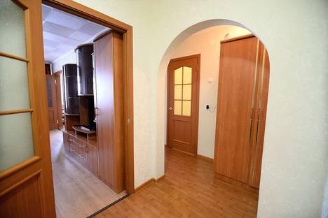 Сдается 1-комнатная квартира посуточно в Сыктывкаре, Ленина,111.