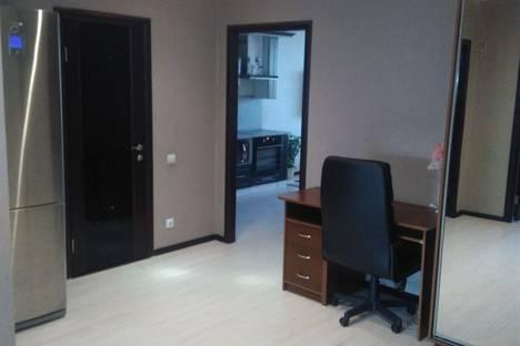 Сдается 3-комнатная квартира посуточно в Барнауле, улица Северо-Западная, 23А.