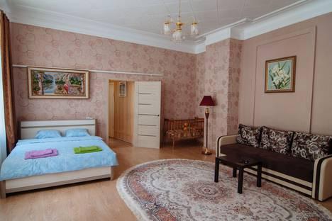 Сдается 1-комнатная квартира посуточно в Кисловодске, улица Желябова, 19.