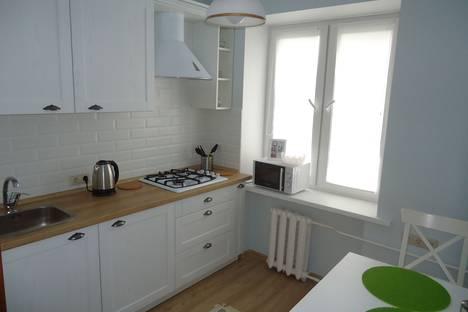 Сдается 1-комнатная квартира посуточно в Витебске, улица Богдана Хмельницого дом 7/13.