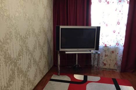 Сдается 1-комнатная квартира посуточнов Новом Уренгое, улица Советский микрорайон, 7 корпус 1.