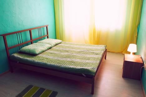 Сдается 2-комнатная квартира посуточно в Тюмени, улица Малыгина, 90.