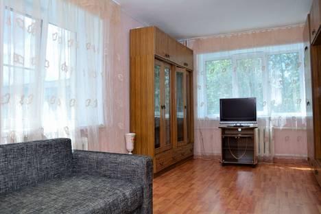 Сдается 1-комнатная квартира посуточно в Челябинске, проспект Свердловский, 46.