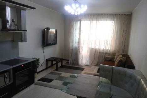 Сдается 3-комнатная квартира посуточно в Барнауле, ул. Северо-Западная, 23А.