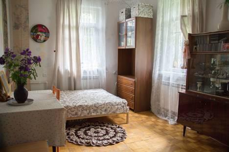 Сдается 2-комнатная квартира посуточнов Санкт-Петербурге, Свирская улица, 44 корпус 1.