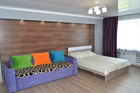 Сдается 1-комнатная квартира посуточно в Караганде, улица Гоголя 51.