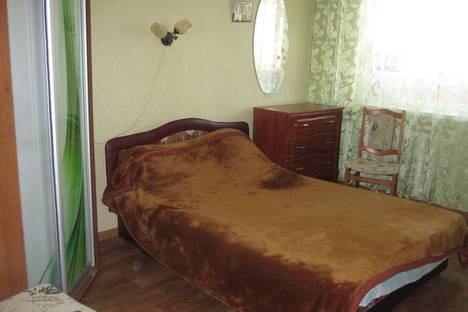Сдается 2-комнатная квартира посуточно в Судаке, Крым,15 Партизанская улица.