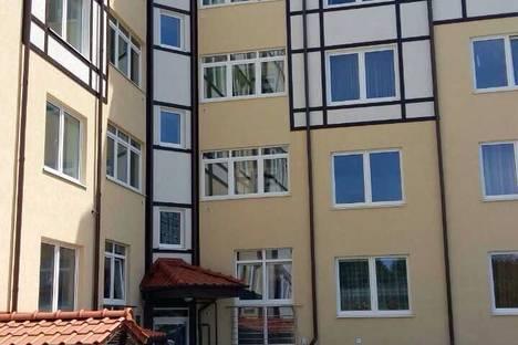 Сдается 1-комнатная квартира посуточно в Светлогорске, Майский проезд, 8а.