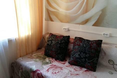Сдается 1-комнатная квартира посуточнов Тюмени, ул. Осипенко, 84А.