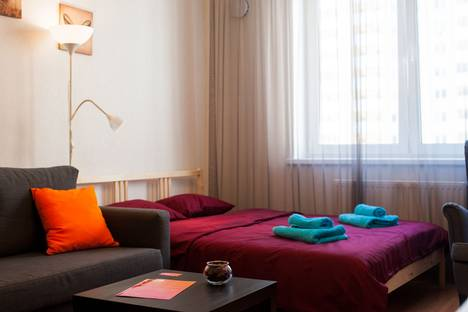 Сдается 1-комнатная квартира посуточнов Екатеринбурге, ул. Степана Разина, 122.
