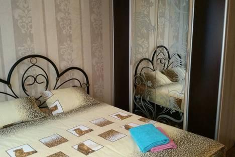Сдается 2-комнатная квартира посуточно в Новополоцке, Молодежная 175.