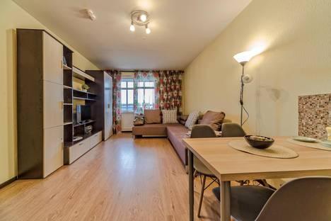 Сдается 1-комнатная квартира посуточнов Санкт-Петербурге, проспект Энергетиков д.9к1.