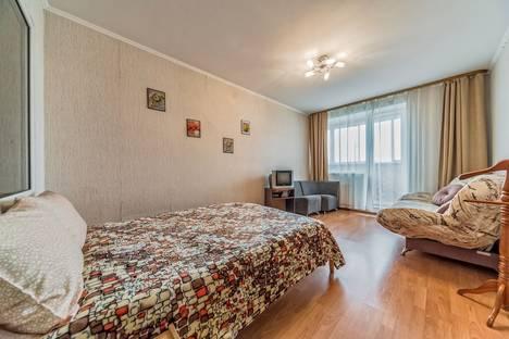 Сдается 1-комнатная квартира посуточнов Санкт-Петербурге, пр.Юрия Гагарина, д.14, к.6.