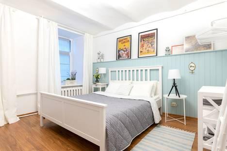 Сдается 1-комнатная квартира посуточно, Адмиралтейская набережная, 6.