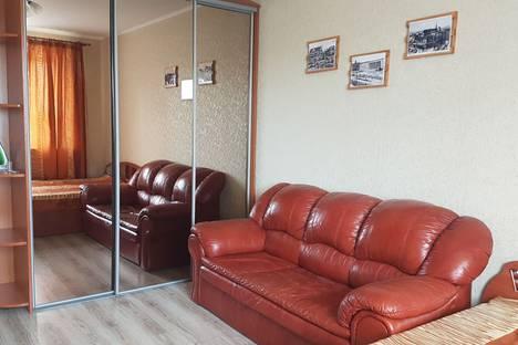 Сдается 1-комнатная квартира посуточнов Калининграде, улица Шахматная дом 2б.