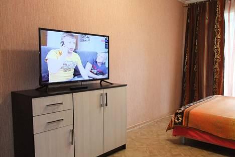 Сдается 1-комнатная квартира посуточнов Липецке, улица Космонавтов, 9.