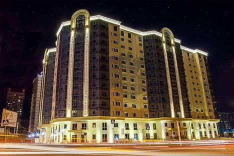 Сдается 1-комнатная квартира посуточнов Алматы, улица Розыбакиева 247.