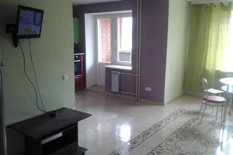Сдается 4-комнатная квартира посуточно в Чайковском, Бульвар Текстильщиков, 17.
