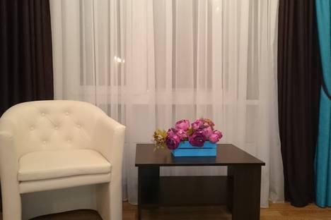 Сдается 1-комнатная квартира посуточнов Лесосибирске, ул. Победы, 50.
